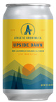 Athletic Brewing Non-Alcoholic Brews Upside Dawn Golden Ale