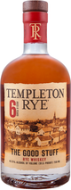 Templeton Rye Small Batch Rye Whiskey 6 year old