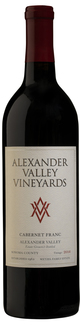 Alexander Valley Vineyards Estate Cabernet Franc 2016