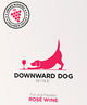 Downward Dog Red