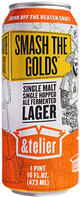 Carton Brewing Smash The Golds