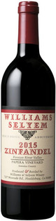 Williams Selyem Papera Zinfandel 2015