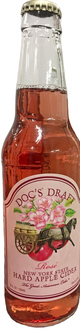 Warwick Valley Winery & Distillery Doc's Draft Rosé Hard Apple Cider