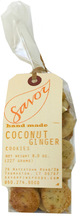 Savor Fine Foods Coconut Ginger Cookies