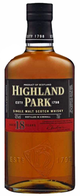 Highland Park Single Malt Scotch Whisky 18 year old