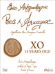 Eric Artiguelongue Bas Armagnac XO 15 year old