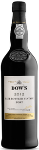 Dow's Late Bottled Vintage Port 2012
