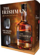 The Irishman Founders Reserve Whiskey Gift Set with Two Glasses