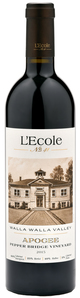 L'Ecole No 41 Apogee Pepperbridge Vineyard 2015
