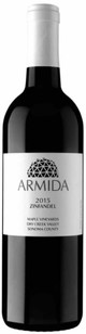 Armida Maple Vineyard Zinfandel 2015