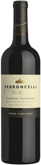 Pedroncelli Three Vineyards Cabernet Sauvignon 2016