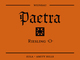 Paetra Riesling 2015