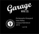 Garage Wine Co. Lot #58 Portezuelo Vineyard Carignan Field Blend 2014