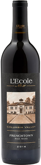 L'Ecole No 41 Frenchtown Red 2016