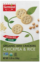 Germinal Organic Chick Pea & Rice Crackers
