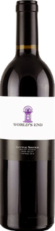 World's End Little Sister Merlot 2013