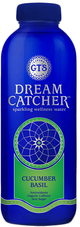 GT's Living Foods Dreamcatcher CBD Infused Sparkling Wellness Water Cucumber Basil