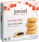Jovial Foods Sour Cherry Filled Cookie