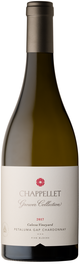 Chappellet Grower Collection Chardonnay Calesa Vineyard 2017