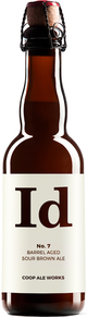 Coop Ale Works Id No.7 Sour Brown Ale