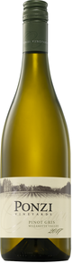 Ponzi Vineyards Pinot Gris 2017