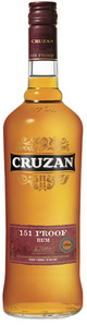 Cruzan Rum 151 Proof