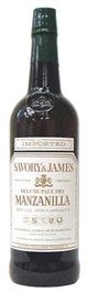 Savory & James Manzanilla Sherry