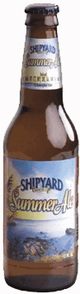 The Shipyard Brewing Co. Summer Ale