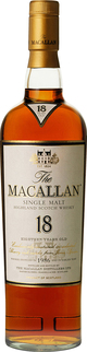 Macallan Single Highland Malt Scotch Whisky 18 year old