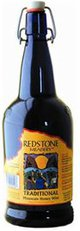 Redstone Meadery Traditional Mountain Honey Wine Mead