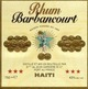 Barbancourt Three Star Rhum 4 year old