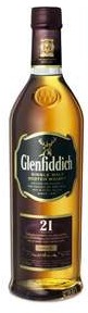 Glenfiddich Single Malt Scotch Whisky 21 year old