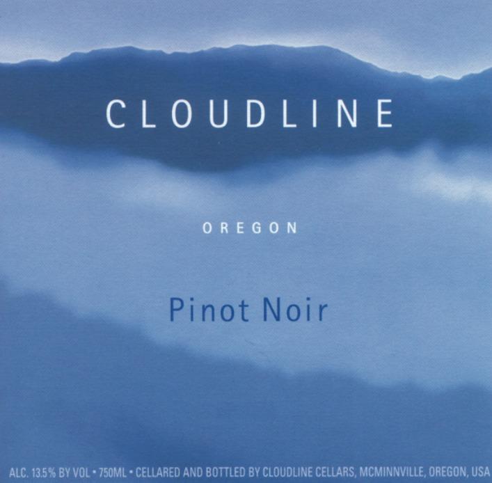 Cloudline Pinot Noir 2008