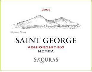 Skouras Saint George 2008