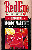 Red Eye Texas Style Original Bloody Mary Mix