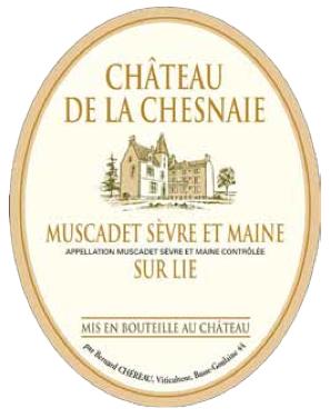 Chateau de la Chesnaie Muscadet de Sevre-et-Maine Sur Lie