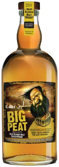 Big Peat Small Batch Islay Blended Malt Scotch Whisky