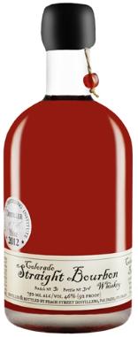 Peach Street Distillers Colorado Straight Bourbon Whiskey