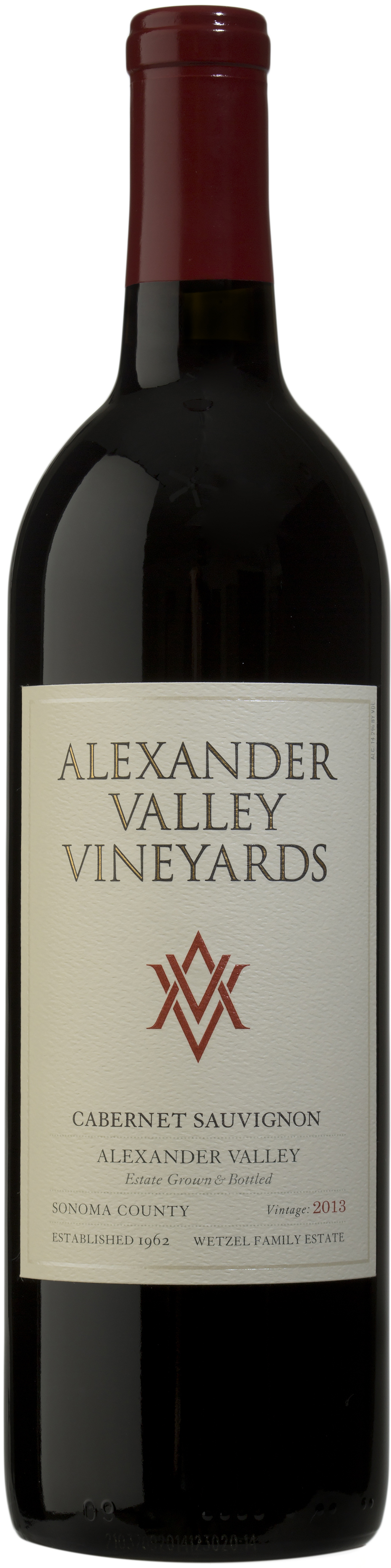 Alexander Valley Vineyards Estate Cabernet Sauvignon 2013