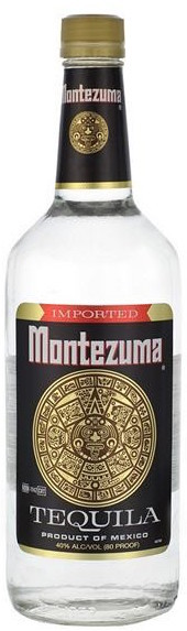 Montezuma Tequila White Tequila
