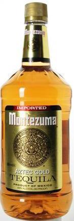 Montezuma Tequila Aztec Gold Tequila