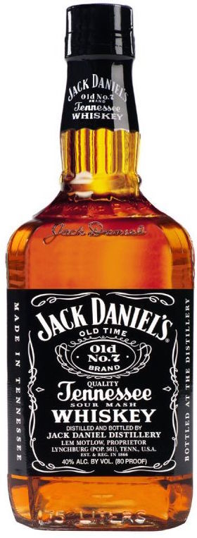 Jack Daniel's Black Label Old No. 7