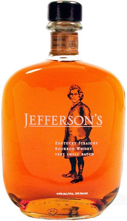 Jefferson's Very Small Batch Kentucky Straight Bourbon Whiskey