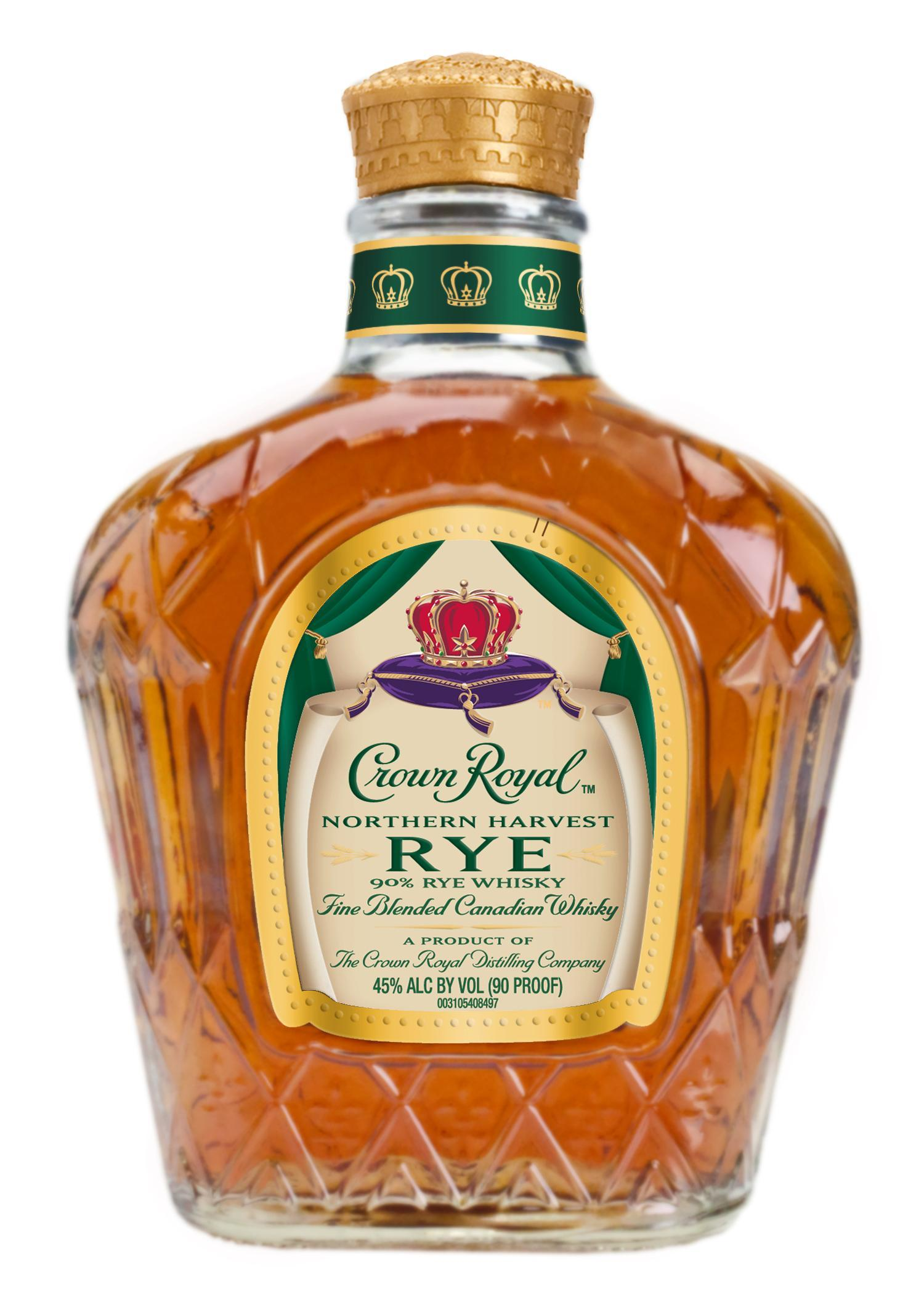 Just one vintage crown royal whiskey turns out?