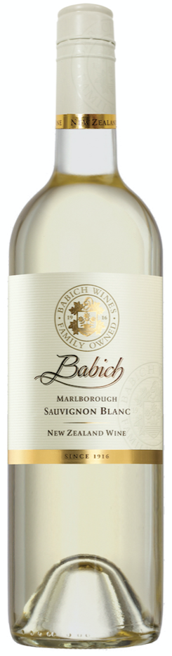 Babich Marlborough Sauvignon Blanc 2015