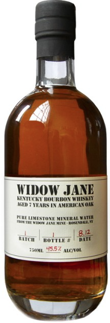 Widow Jane Bourbon Whiskey 7 year old