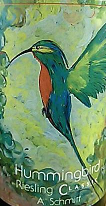 A Schmitt Hummingbird Classic Riesling VNS