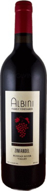 Albini Family Vineyards Zinfandel 2011