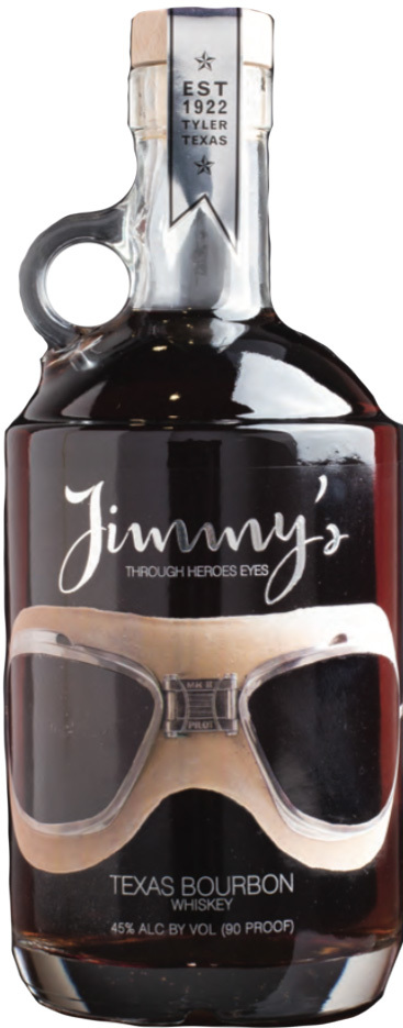 Jimmy's Texas Bourbon Whiskey