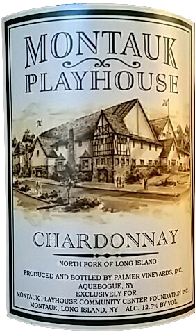 Palmer Vineyards Montauk Playhouse Chardonnay VNS